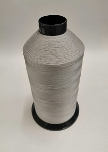 Balloon thread, grey