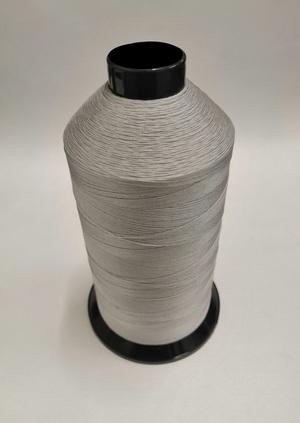 Balloon thread, grey