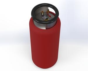 KB85L Fuel cylinder