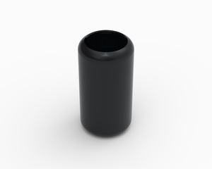Cylinder cover (excludes foam) - KB85L, black