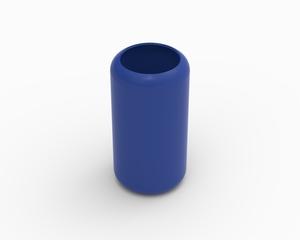 Cylinder cover (excludes foam) - KB85L, blue