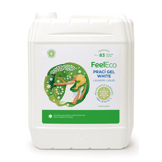 FEEL ECO Prací Gel White 5 l