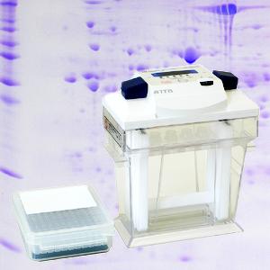 2D Gel elektroforézy