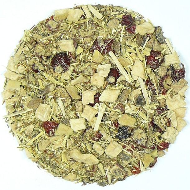 Ženšen-Maca-Sarsaparilla - Ajurvédský čaj