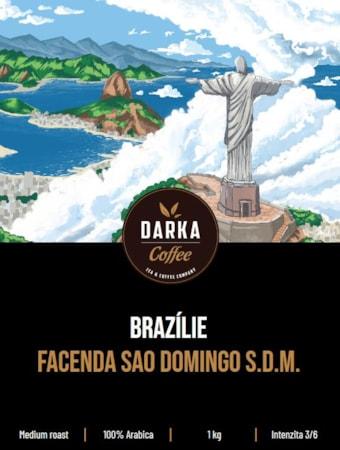 Brazílie Facenda Sao Domingo S.D.M.