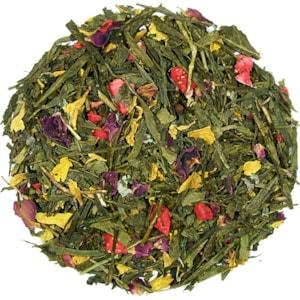 Butterfly - zelený aromatizovaný čaj