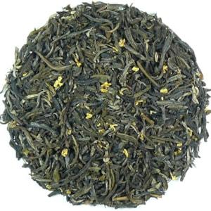 Green Osmantus - zelený čaj s květy osmantu