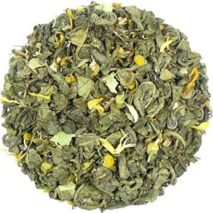 Gunpowder - Lípa - aromatizovaný zelený čaj