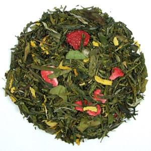 Hedvábná stezka - zelený aromatizovaný čaj