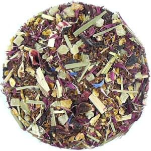 Ledový čaj Stévie-Citrón - rooibos