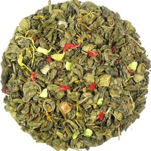 Merlin - aromatizovaný zelený čaj
