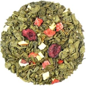Portofino - zelený aromatizovaný čaj
