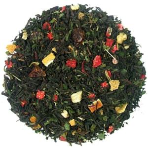 Relax - zelený aromatizovaný čaj