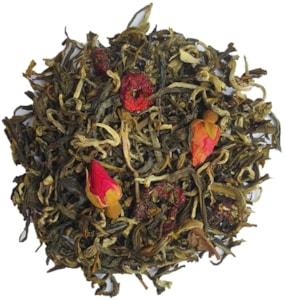 White Monkey - Japonská višeň - bílý aromatizovaný čaj