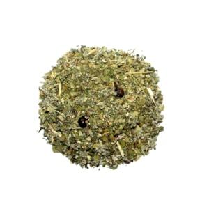 Zdravé hubnutí - bylinný čaj