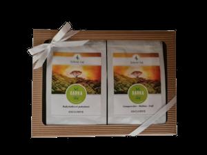 Dárková kazeta - Zelený aromatizovaný čaj
