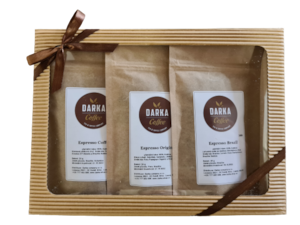 Kávové Degustační menu Espresso Exclusive