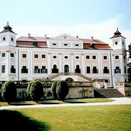 Milotice-zamek