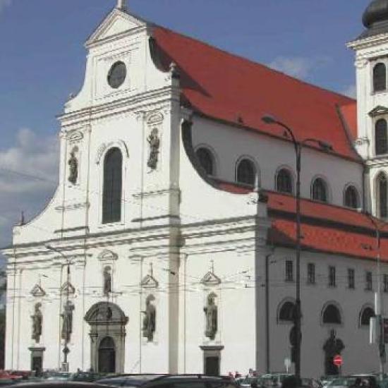 kostel u sv.tomaska