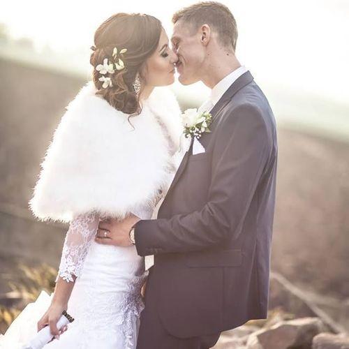 Žaneta a Radek - zimní romance (8)