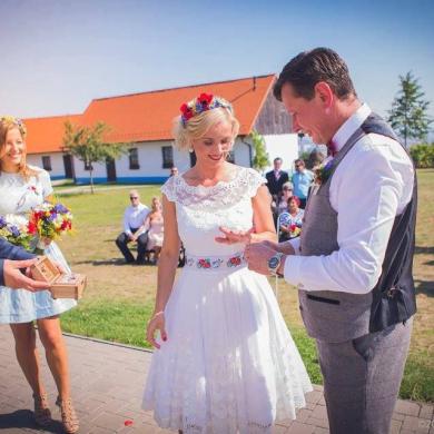 Radka a Marek, folklórní svatba v říjnu 2016 (7)