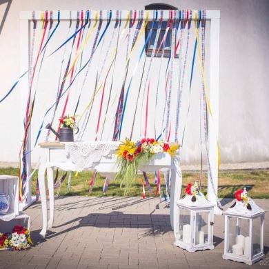 Radka a Marek, folklórní svatba v říjnu 2016 (8)