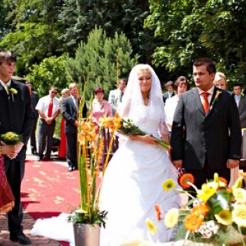 Lenka a Michal červen 2008 (3)