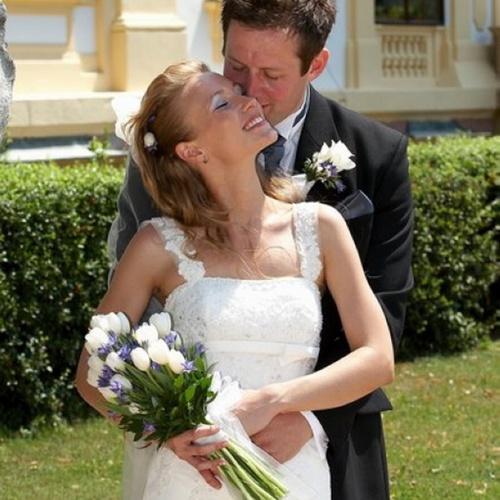 Lucie a Gary cervenec 2007 (14)