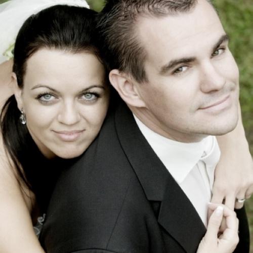 Misa a Pavel srpen 2008 (1)