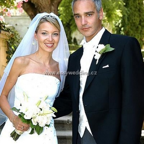 Petra a Adrian srpen 2005 (21)