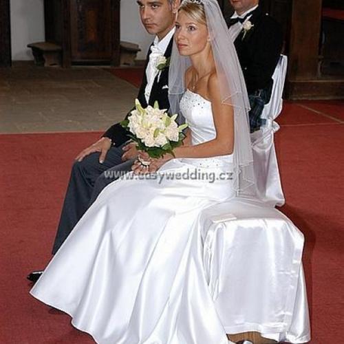 Petra a Adrian srpen 2005