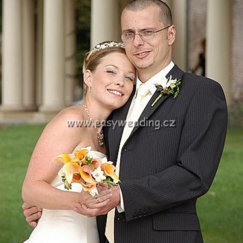 Veronika a Petr září 2005 (1)
