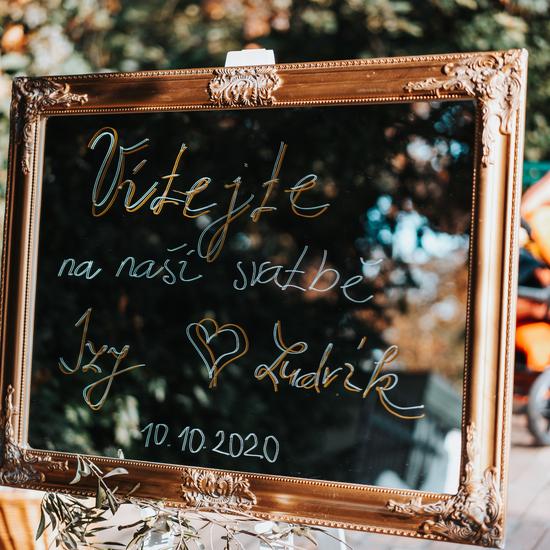 zlate zrcadlo_easywedding