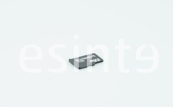 MicroSD-Karte 1GB für EDGE2