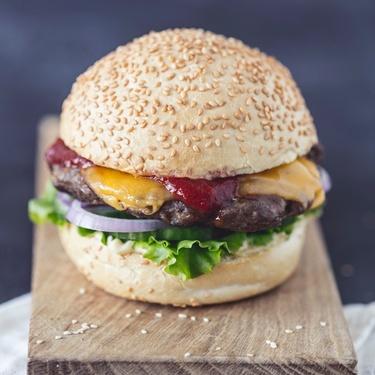 Hamburgery, 5 x 130 g