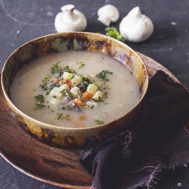 Bramborová polévka