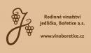 Rodinné vinařství Jedlička