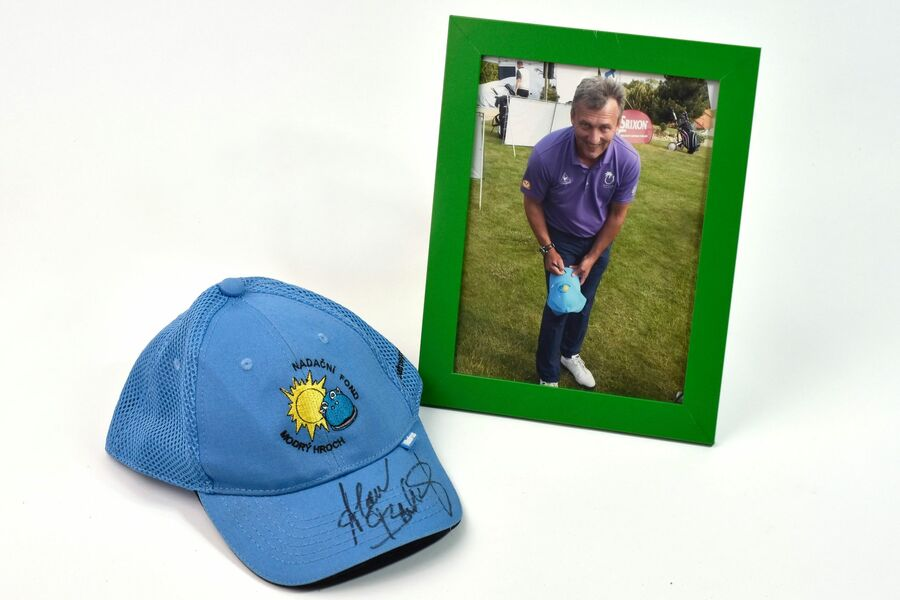 ALAN BABICKÝ golfová čepice