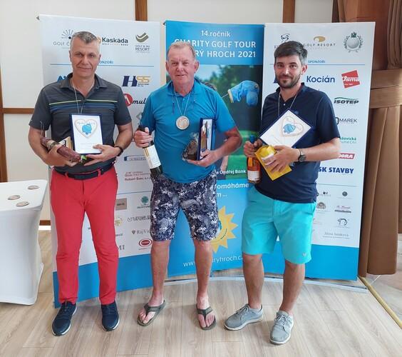 Golf tour 2021 - Čeladná a Ostravice - 01