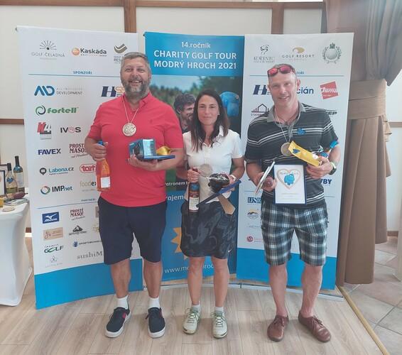 Golf tour 2021 - Čeladná a Ostravice - 11