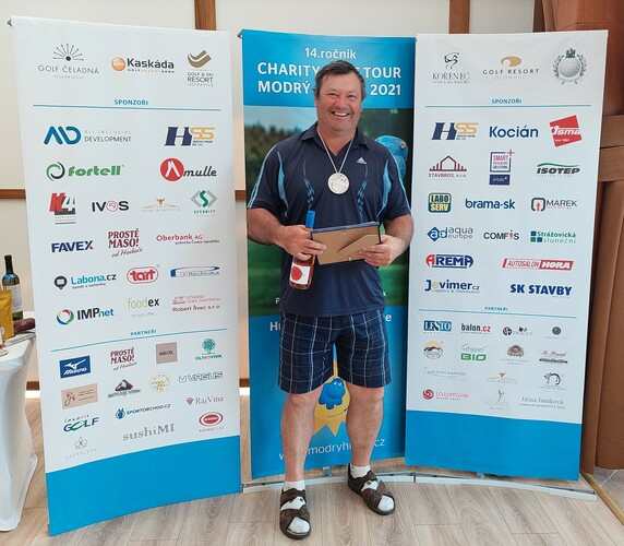 Golf tour 2021 - Čeladná a Ostravice - 15