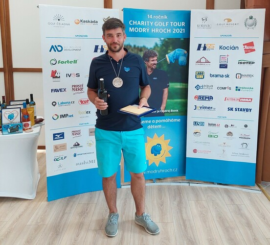Golf tour 2021 - Čeladná a Ostravice - 16