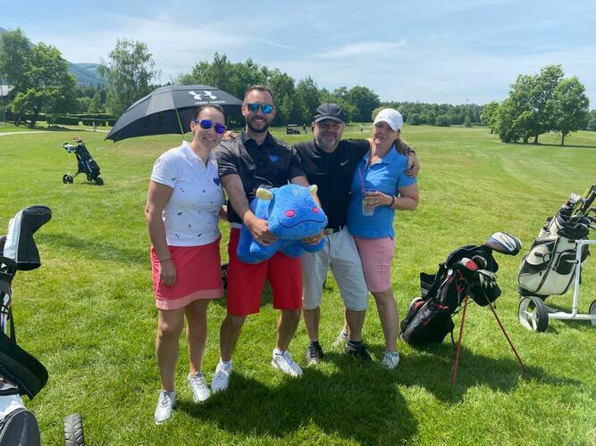 Golf tour 2021 - Čeladná a Ostravice - 17