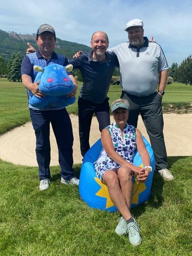 Golf tour 2021 - Čeladná a Ostravice - 18