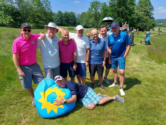 Golf tour 2021 - Čeladná a Ostravice - 19
