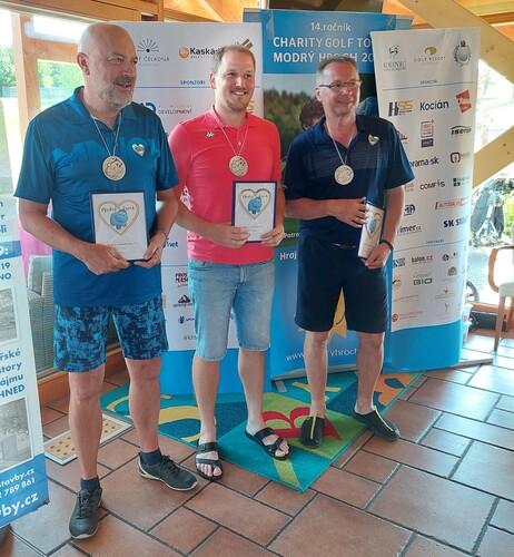 Golf tour 2021 - Čeladná a Ostravice - 22