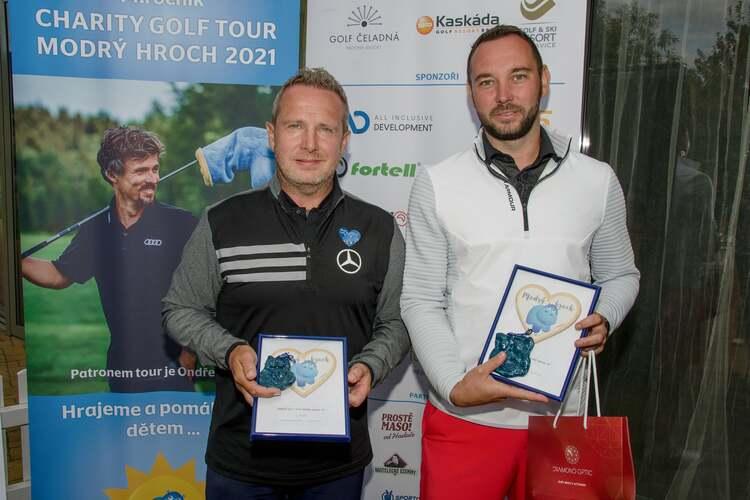 Golf tour 2021 - Kaskáda - 08