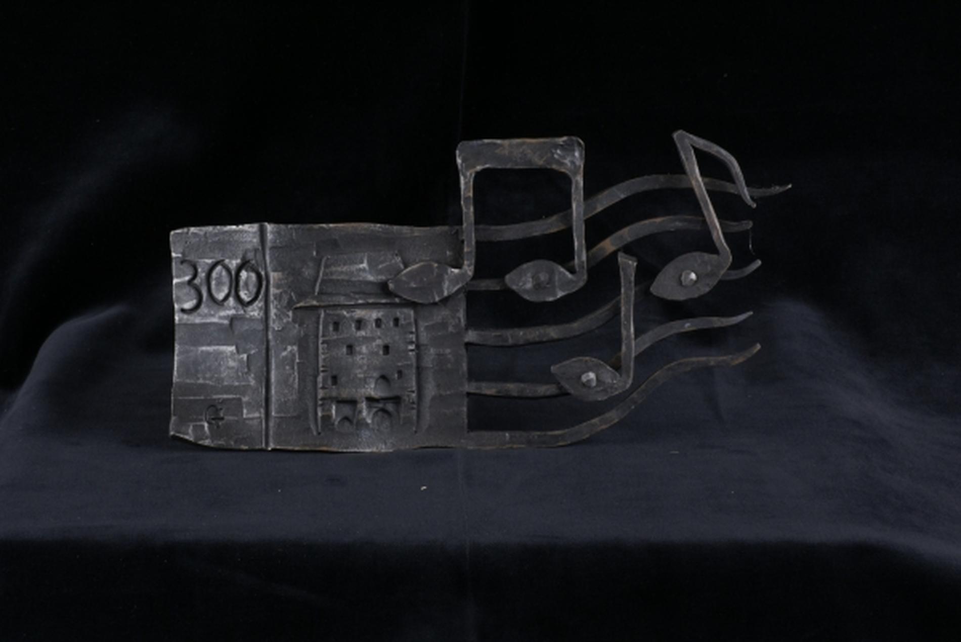 Expozice uměleckého kovářství