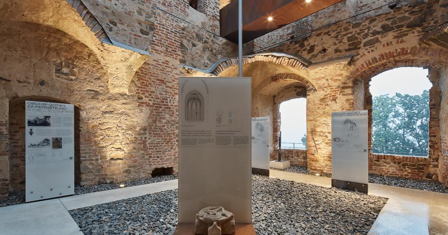 Expozice paláce