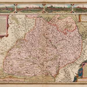 historicka kartografie
